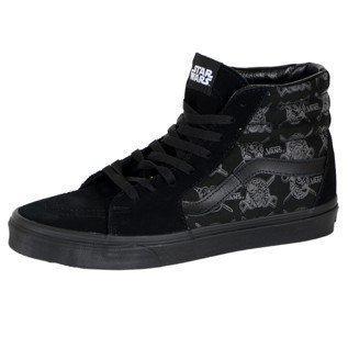Vans Unisex Sk8-Hi (Star Wars) DkSide/DrthStm Skate Shoe 8.5 Men US / 10 Women US
