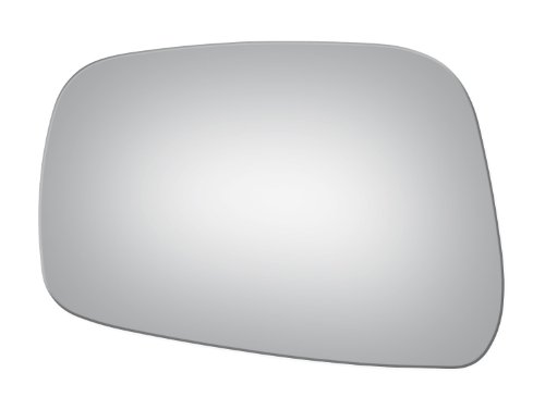 2005-2011 NISSAN-DATSUN FRONTIER PICKUP Flat, Driver Side Replacement Mirror Glass