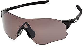 Oakley Men's Evzero PRIZM Sunglasses, Black/Prism Daly, One Size