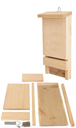 Club Pack of 6 Coveside Bat House Kits by BestNest (Image #3)