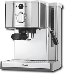 Breville Espresso Coffee Maker Model Esp8xl : Breville ESP8REF Cafe Roma Espresso Maker-Factory Reconditioned: Amazon.ca: Home & Kitchen