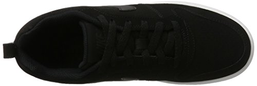 Scarpe Da Basket Basse Borough Donna Borough Nero / Nero / Bianco