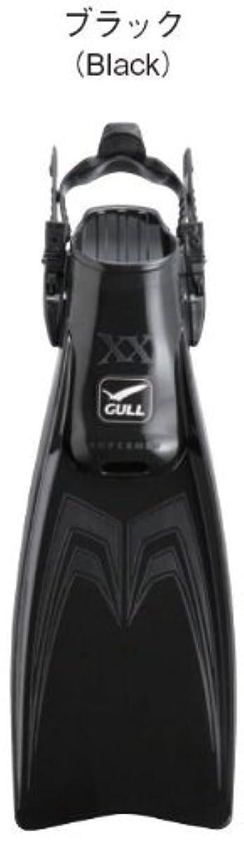 [해외] 【GULL】gal☆fin☆슈퍼 뮤XX더블 X☆GF-2433☆M사이즈☆블랙