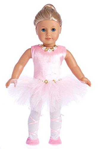 Prima Ballerina ballerina leotard included product image