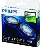 philips Razor shaver HQ56 Accessories remplace HQ46 HQ56 HQ55 HQ4+ HQ4 HQ3 (2 heads)