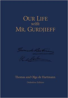 Book Our Life with Mr. Gurdjieff