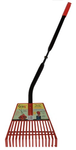 Garden grabx ggx001 super lightweight leaf grabber lawn for Lightweight garden tools