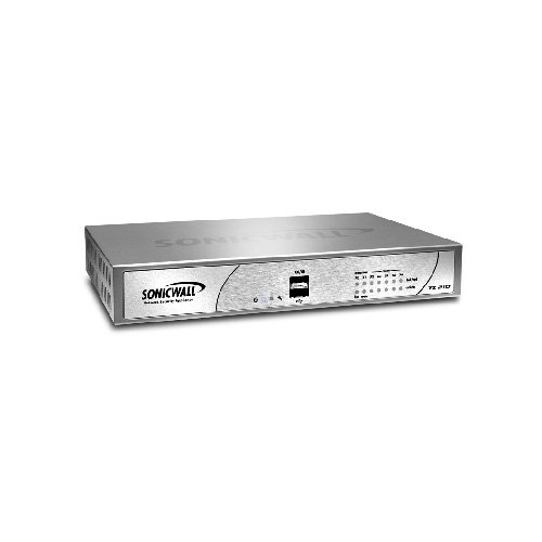 Sonicwall TZ 210 Network Security Appliance