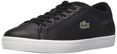 Lacoste Heren Straightset Spt 1161 Fashion Sneaker Zwart