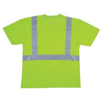 Hi Vis Class 2 Safety Vest T-Shirt - 2XL