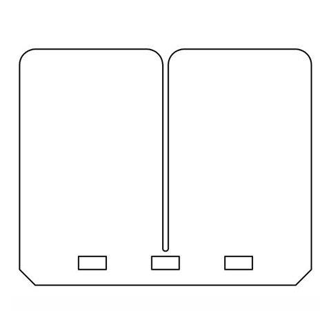 Moto Tassinari Replacement Reed Petals for Delta 3 Reed Valve 3P602H