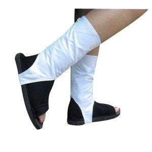 Cosplay Shoes Naruto Akatsuki Ninja Costume Boots S Size 23 ~ 24cm (Japan Import) (Ninja Shoes Naruto compare prices)