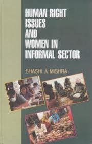 Human Rights Issues and Women in Informal Sectors PDF