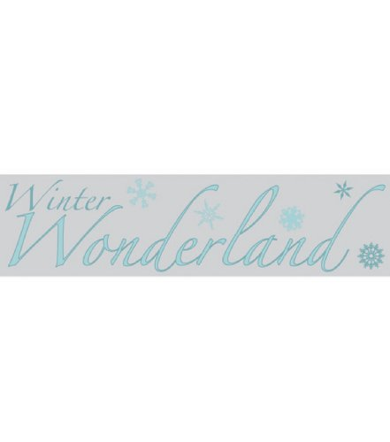 - Moxxie Rub-Ons - Winter Wonderland