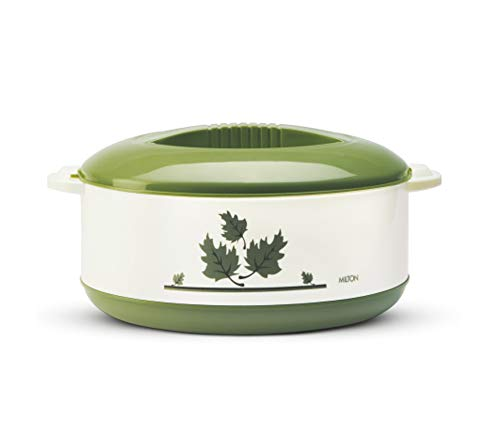 Milton Orchid Casserole Inner Steel, 1.5 Liters, Green Price & Reviews