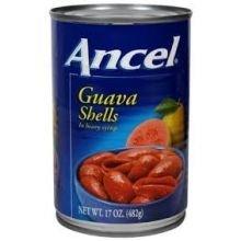 Goya Ancel Guava Shells, 17 Ounce -- 24 per case. by Goya (Image #1)