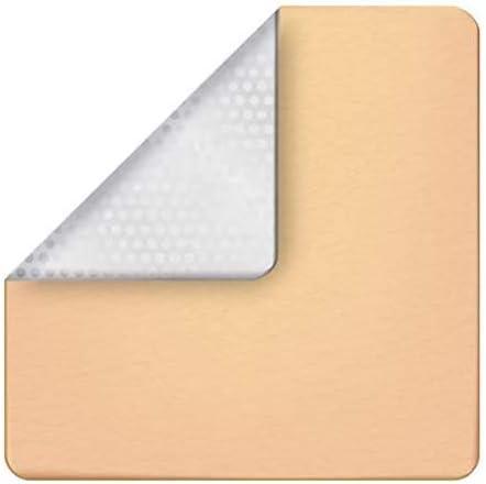 Apósito de espuma PU (Moderex Plus) con capa de contacto de silicona Optisil sin bordes (7,5 x 7,5 cm x 10): Amazon.es: Salud y cuidado personal