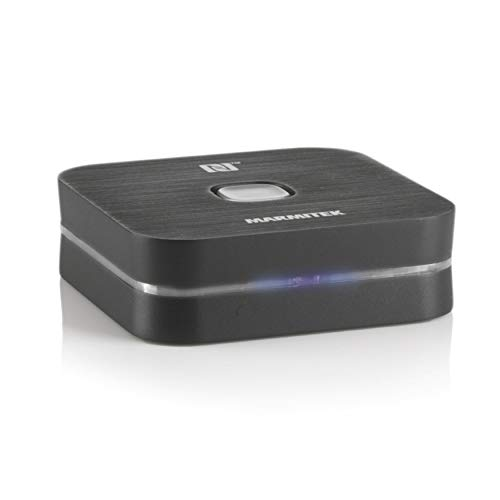 Bluetooth audio-ontvanger – Marmitek BoomBoom 80 – NFC – Bluetooth naar 3,5 mm jack – A2DP stereo – stand-by functie…