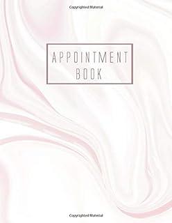 salon appointment book 8 column 200 pages portage ab8 s