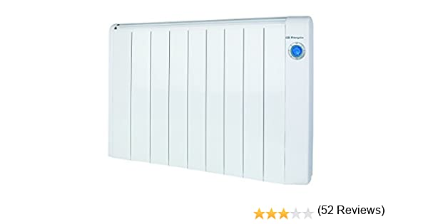 Orbegozo RRE 1500 - Emisor térmico sin aceite, 8 elementos, 1500 W: Amazon.es: Hogar