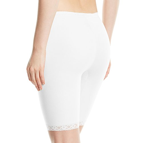 Sloggi Sloggi Basic Long - Braguita para mujer Blanco