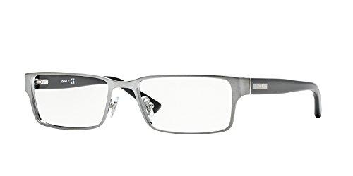 Donna Karan Frame (Donna Karan DY5646 Eyeglasses-1011 Brushed Gunmetal-54mm)