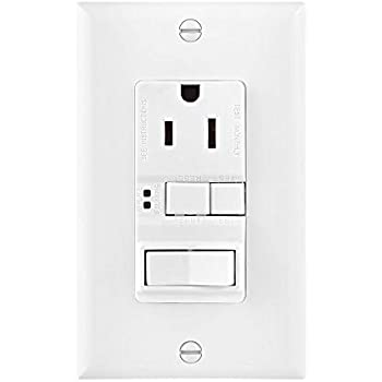 on wiring gfci outlet