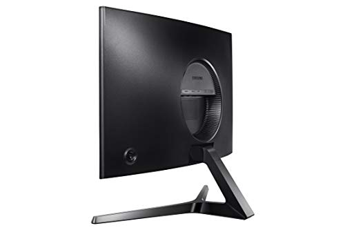 Samsung 24-Inch CRG5 144Hz Curved Gaming Monitor (LC24RG50FQNXZA) – Computer Monitor, 1920 x 1080p Resolution, 4ms Response, FreeSync, Game Mode, HDMI
