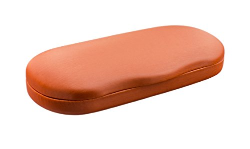 Edison&King Glasses case for easy opening - rounded hard-shell case in an array of colors Edison & King
