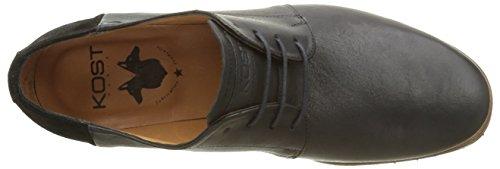 Kost Piautre23 - Zapatos Hombre Negro - Noir (Noir 02)