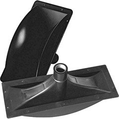Pyle-Pro PH714 Constant Directivity Loudspeaker Horn (Screw-on Type, 16.5
