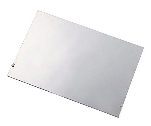ナビス(アズワン)7-4568-02アルティア用ステンレス棚板(簡易ロックタイプ)600×400×8mm B07BD2JQRZ