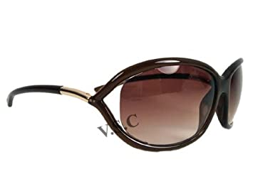 c841abe44b8 Image Unavailable. Image not available for. Color  TOM FORD FT 08 JENNIFER  TF 8 SUNGLASSES ...