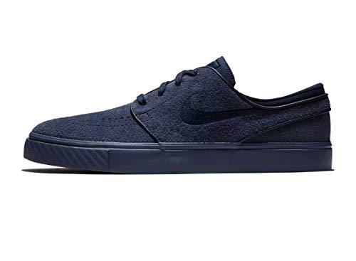 new product 25756 4f67c Galleon - Nike Men s Zoom Stefan Janoski Skate Shoe (10 D(M) US,  Obsidian Obsidian)