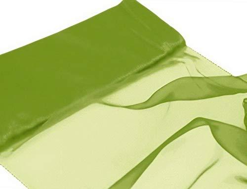 Mikash 12 x 10 yds Chiffon Fabric Put-Up