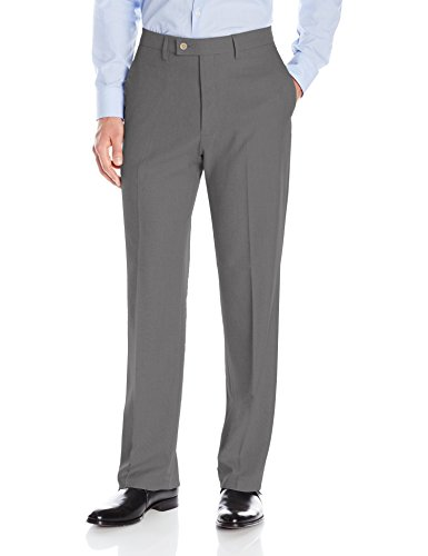 Haggar Expandomatic Stretch Classic Fit Plain Front