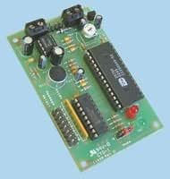 ANIMATRONIC SOUND CARD 1-480 By MILFORD INSTRUMENTS