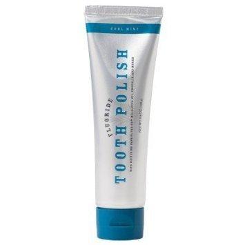 Melaleuca Whitening Tooth Polish Paste with Fluoride 3.8oz - Cool Mint