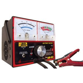 Auto Meter (SB-5/2) 800 Amp Variable Load Battery/Electrical System Tester by Auto Meter (Image #1)