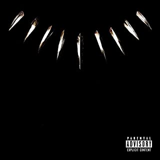 Black Panther Soundtrack [2 LP]