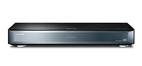 Panasonic Native 4K Blu-Ray Cinema Quality Player With Built-In Wi-Fi