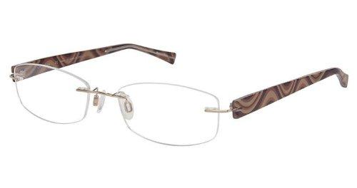 f4454d1ae8d0 Charmant 10946 Womens/Ladies Designer Rimless Titanium Top-quality  Materials Eyeglasses/Glasses