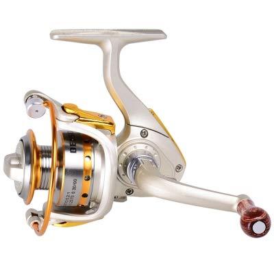 (Zizule Mini System Minispin Ultralight Spinning Fishing Reel)