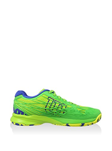 Wilson Kaos Rio Clay Court Men Tennis shoes green/peppermint/blue