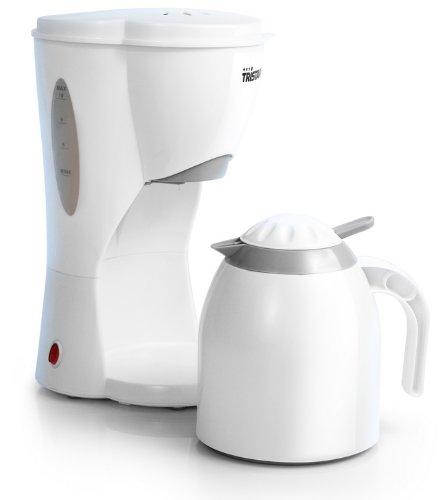 Tristar KZ-1219 - Cafetera con termo para 8-10 tazas: Amazon.es: Hogar