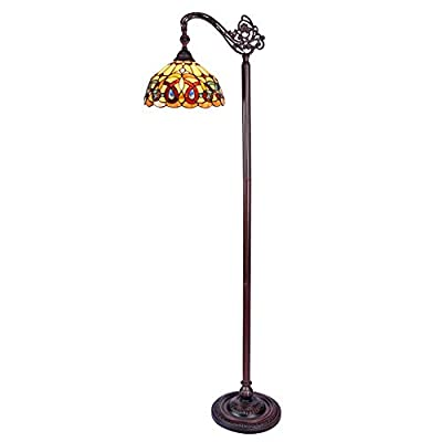 Chloe Lighting CH33353VR11-RF1 Floor Lamp, One Size, Multi-Colored