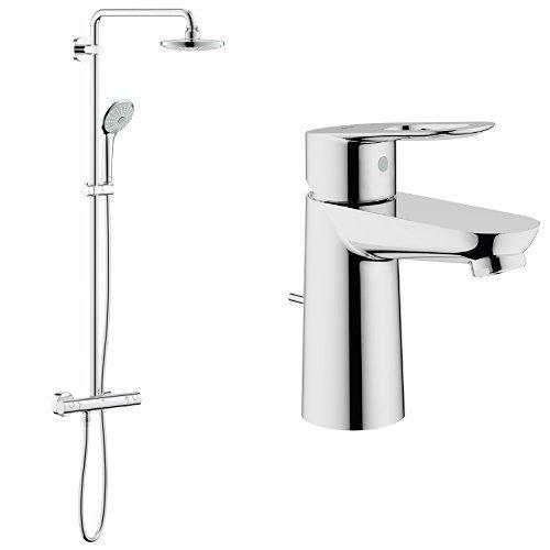 Grohe Euphoria System 180 - Sistema de ducha con termostato ...