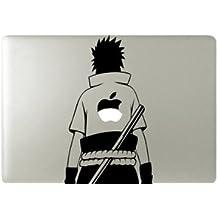 Sasuke Macbook Vinyl Sticker Laptop Skin