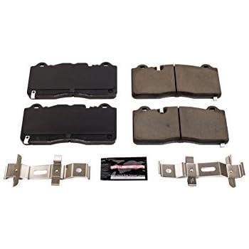 Power Stop Z23-1613 Z23 Evolution Sport Carbon Fiber Infused Ceramic Brake Pad with Hardware
