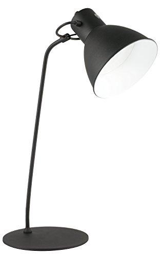 OttLite Destin LED Desk Lamp | Rocker Switch, Adjustable Shade | Great for Table, Office, Home, Table, Dorm, Bedroom, College, Nightstand, Workspace, Studio